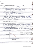 ECON 103 - Class Notes - Week 2