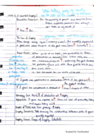 ECON 103 - Class Notes - Week 3