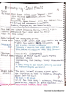 IUF 1000 - Class Notes - Week 5