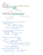 MATH 2204 - Class Notes - Week 4