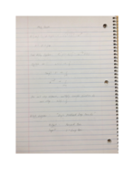 ENGR 447 - Study Guide