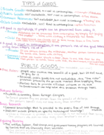 ECON 200 - Class Notes - Week 7