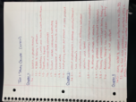PHYS 1100 - Study Guide