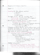 Accounting 102 - Study Guide