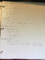 LA Tech - MATH 245 - Class Notes - Week 3