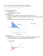 ECON 220 - Class Notes - Week 3