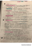 PSY 364 - Study Guide