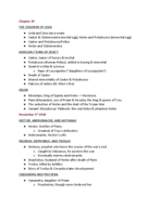 UA - CLAS 160 - Class Notes - Week 7