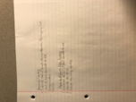 ECU - ACCT 2401 - Class Notes - Week 6