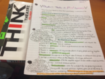 Theatre 101 - Class Notes - Week 1