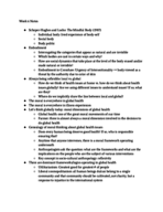 ANTH 210 - Class Notes - Week 6