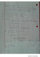 MATH 2010 - Class Notes - Week 3