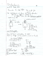MSU - ISE 2223 - Class Notes - Week 7