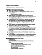 GWU - ANTH 1002 - Study Guide - Midterm