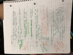 PSY 101 - Class Notes - Week 4
