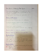 UH - POLS 1336 - Class Notes - Week 7
