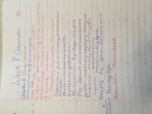 HDFS 2010 - Class Notes - Week 8