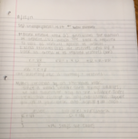 ECON 202 - Class Notes - Week 7