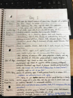 UCLA - GE CLST 80 - Class Notes - Week 1