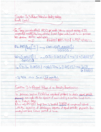 ECON 203 - Class Notes - Week 6