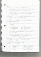 SPANISH 103 - Class Notes - Week 5