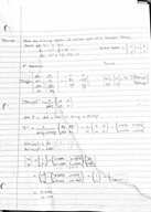 College of Engineering 4600 - Class Notes - Week 7