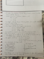 ECON 203 - Class Notes - Week 5