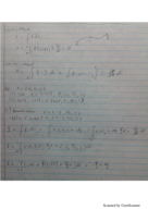 MATH 2010 - Class Notes - Week 5