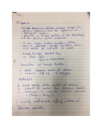 College of Engineering 4600 - Class Notes - Week 3