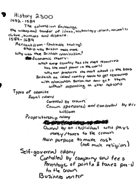HIST 2300 - Study Guide