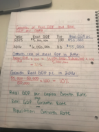 ECO 2013 - Class Notes - Week 9