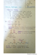 CHM 342 - Class Notes - Week 8
