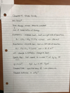 USC - CHEM 111 - Study Guide - Midterm