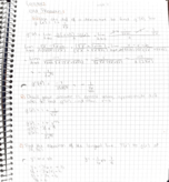 Concordia University - MATH 203 - Class Notes - Week 7