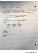 CHM 115 - Class Notes - Week 2