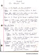 PSY 101 - Class Notes - Week 9