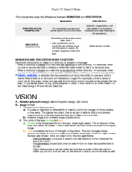 PSY 101 - Study Guide