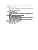ANTH 210 - Class Notes - Week 9