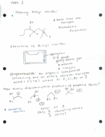 CHEM 227 - Class Notes - Week 1