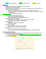ECON 201 - Class Notes - Week 7