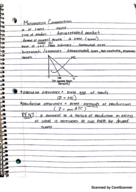 econ 2306 - Class Notes - Week 9