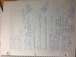 UH - ECON 2305 - Class Notes - Week 11