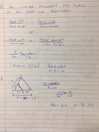 MTH 114 - Class Notes - Week 10