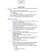 PSY 1010 - Class Notes - Week 10