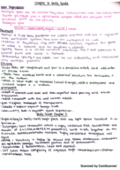 BSCI  222 - Study Guide