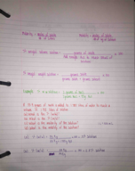 How to calculate molarity in chemistry?