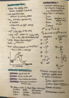 CU Denver - Chemistry  127 - Study Guide - Final