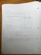 LUC - ECON 202 - Class Notes - Week 11