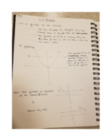 MATH 1431 - Class Notes - Week 6