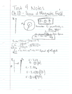 MSU - ISE 2223 - Class Notes - Week 8